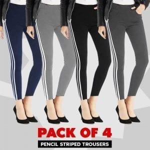 Super Bazar Strips Trouser