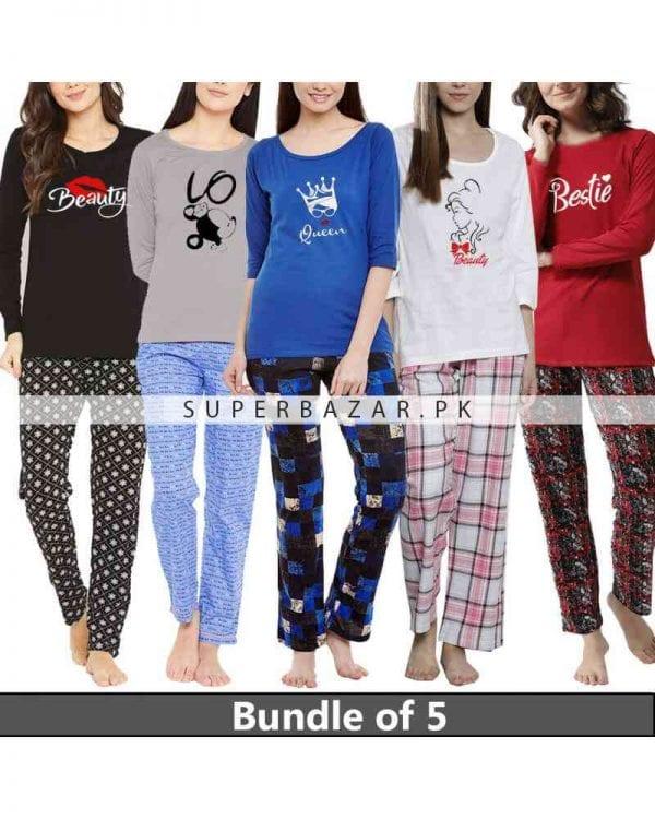 Super Bazar T Shirt Pajama 15 1