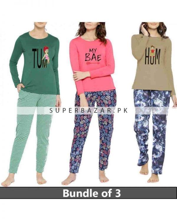 Super Bazar T Shirt Pajama 23 1