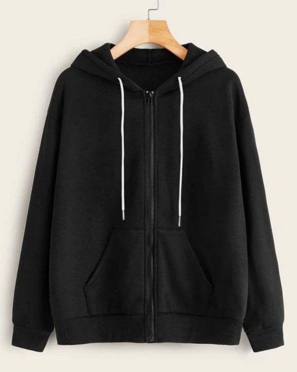 Super Bazar Zipper primer hoodie 1