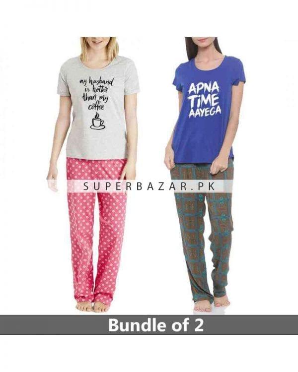 Super bazar T Shirt pajama half Sleeves 5
