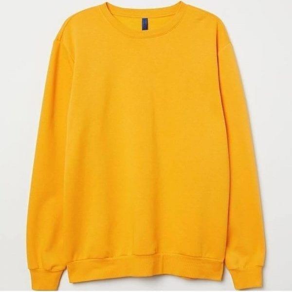 Super bazar plain sweat shirt4