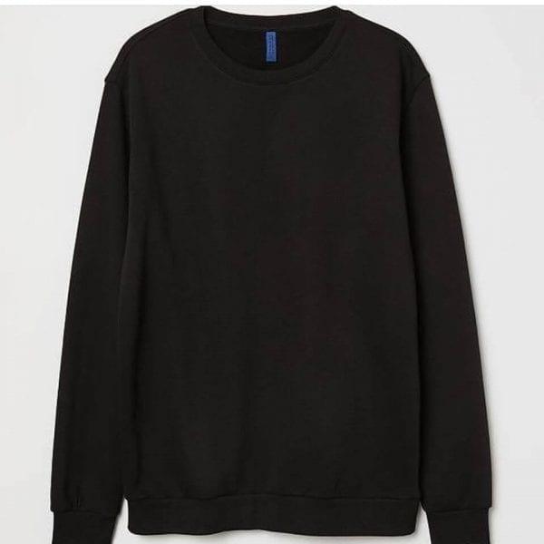 Super bazar plain sweat shirt5