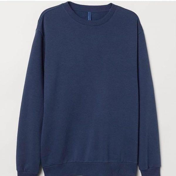 Super bazar plain sweat shirt7