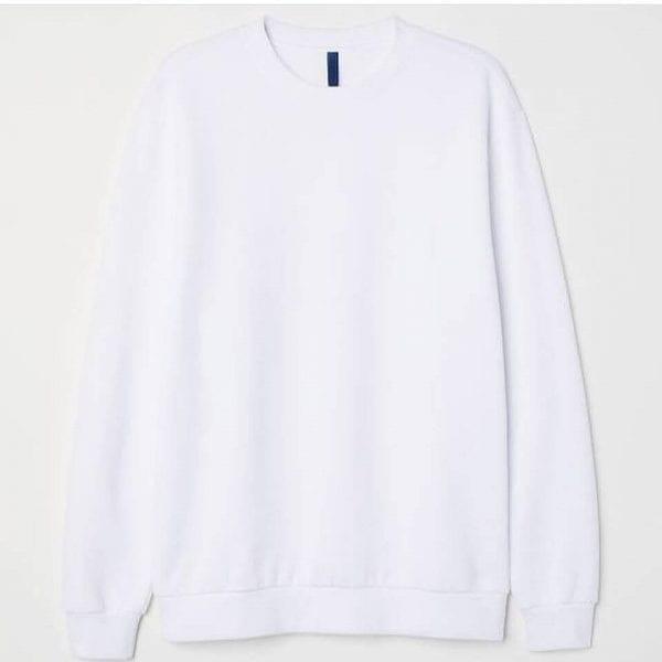 Super bazar plain sweat shirt9