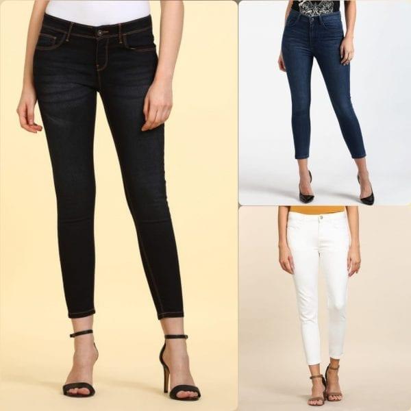 3 ladies jeans super bazar