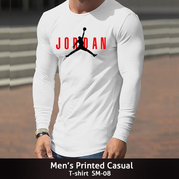 Mens Printed Casual T shirt SM 08 600x600 1