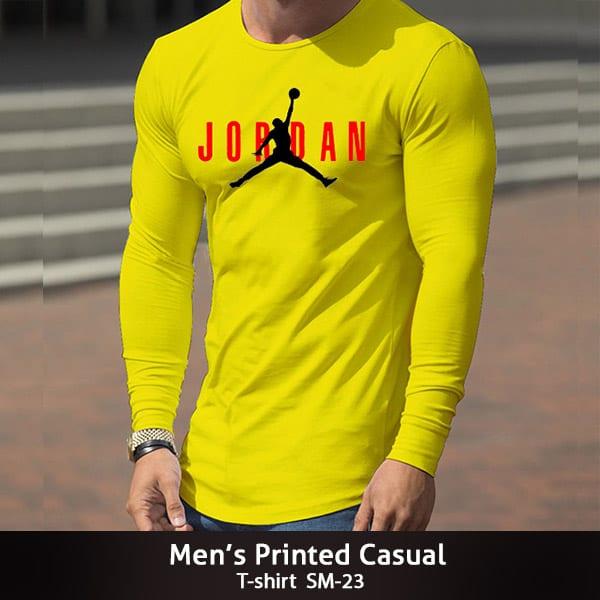 Mens Printed Casual T shirt SM 23 600x600 1