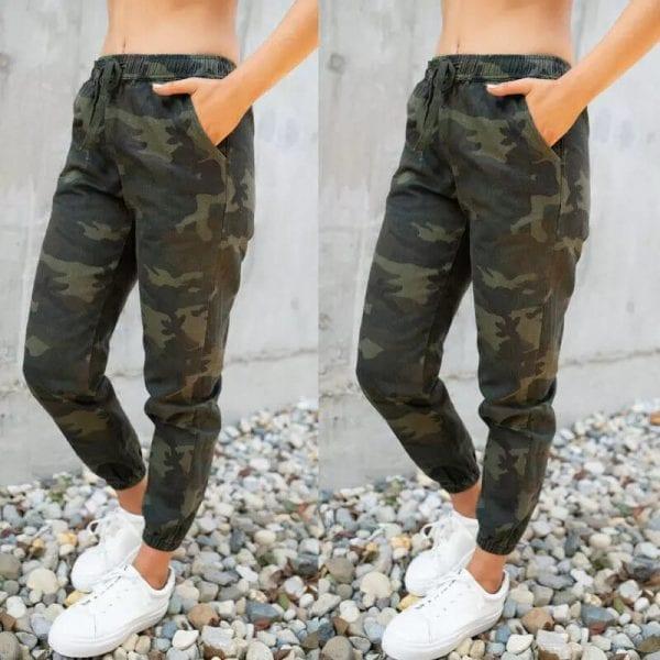 Camu Sweat pants