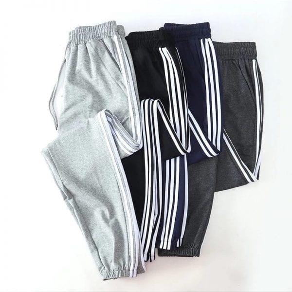 Strips Sweat pants Super bazar Shopping