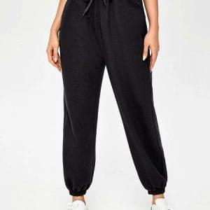 Black black Trouser Super bazar Shopping