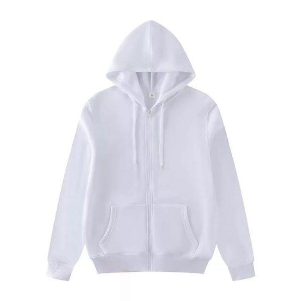 Super Bazar Shopping zipper hoodie 6
