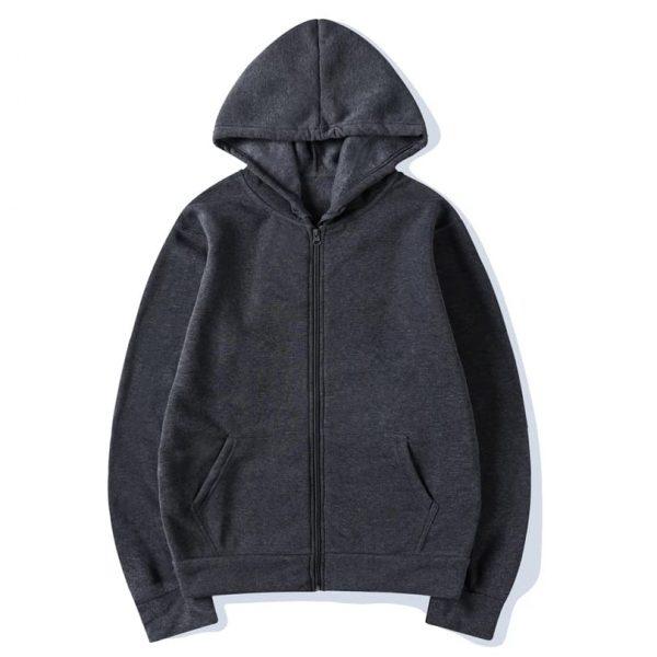 Super Bazar Shopping zipper hoodie 8