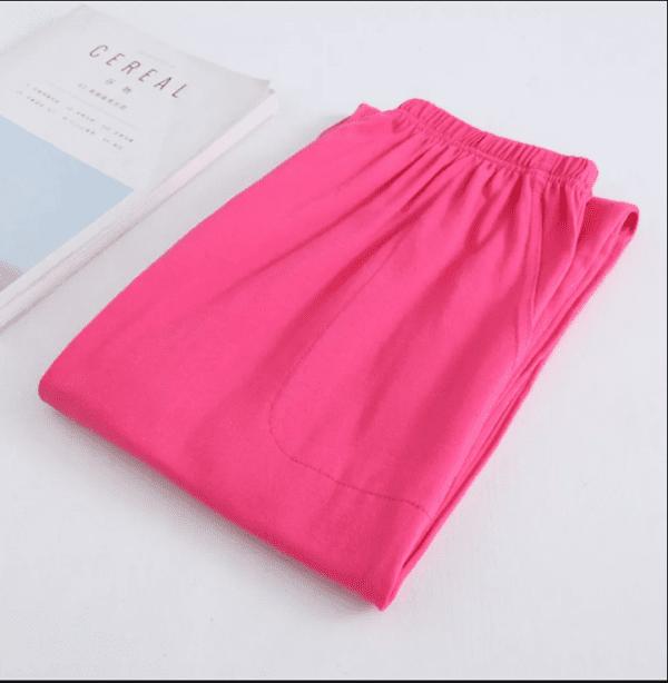 Plain pajama