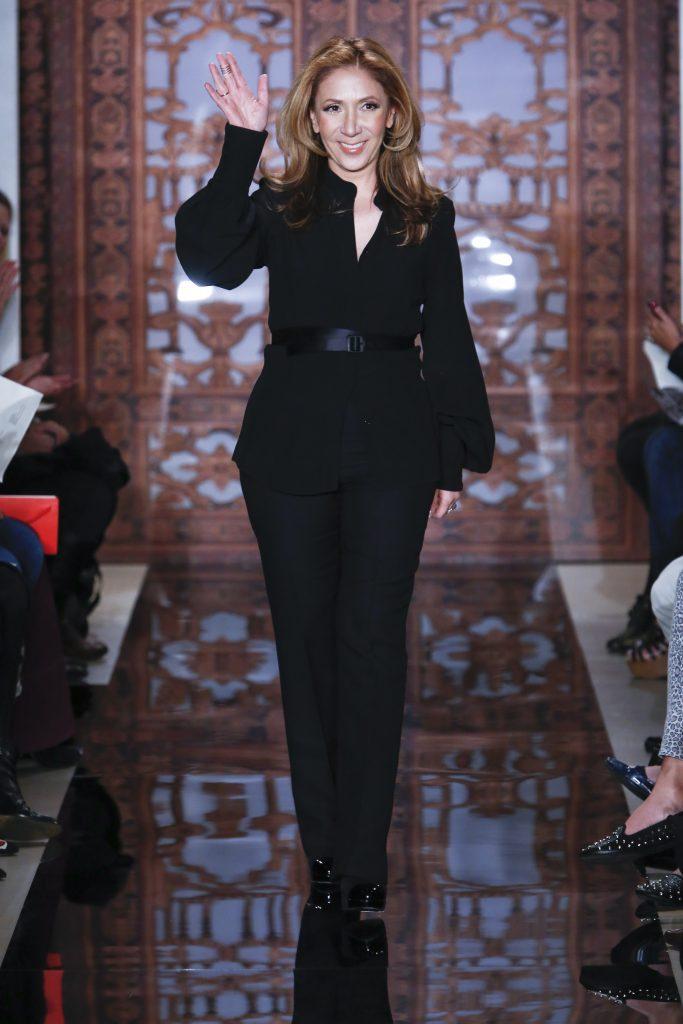 Fashion Designer Reem Acra